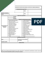 Formulario Entrega Elementos Proteccion Personal
