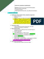 PRINCIPIOS DEL DESARROLLO EMBRIONARIO