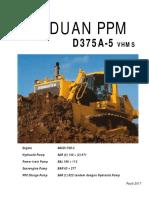 Panduan PPM D375A-5