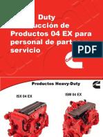 Partes Nuevas EGR ISX-ISM