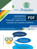 Proporção - regra de três simples – resolução de situações problema (1).pptx