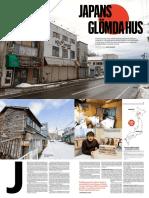 Japans glömda hus, för Arkitekten