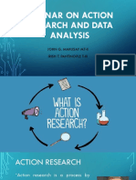 ACTION RESEARCH-BERA