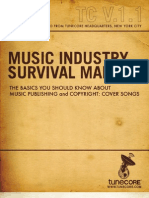 Music Industry Survival Manual-Volume 1.1, Music Publishing and Copyright