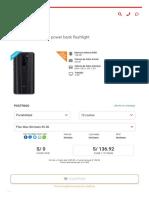 Xiaomi Redmi Note 8 Pro + Mi power bank flashlight _ Tienda Claro Online _ Sitio Oficial.pdf