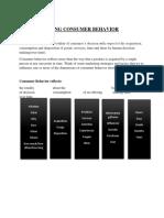 Consumer Behavior Chapter 1-3