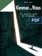 Complot sur Venus, une BD de Joce et Bosco, ed. Sandawe