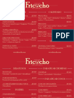 fricocho menu