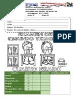 Examen4toGrado2doTrimestre2018-19MEEP