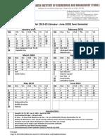 Academic Calendar Even Semester 2019-20 (1).docx