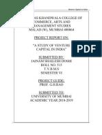 Venture_Capital in India.doc