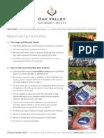 Oak-Valley-Gourmet-Meats-Order-Form-2018-1