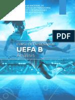 Apuntes UEFA B Analisis