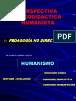 4. PERSPECTIVA HUMANISTA