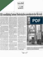 Business World, Jan. 21, 2020, Bill consolodating Customs Modernization amendments due this week.pdf