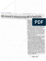 Manila Standard, Jan. 21, 2020, NHA slammed for denying housing units for beneficiaries.pdf