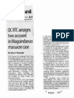 Manila Standard, Jan. 21, 2020, QCRTC arraigns in Maguindanao massacre case.pdf