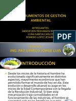 INTRUMENTO DE GESTION AMBIENTAL - GRUPO 3