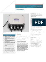 Surge Protector WSP150 Datasheet