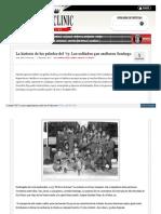 La historia de los pelados del 73 Los soldados que asaltaron Santiago