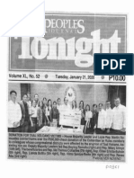 peoples Tonight, Jan. 21, 2020, Donation for Taal Volcano Victims.pdf