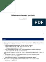 Wilson Lumber Company Case Study (1).pptx