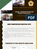 Rinna Agustina_Good transportation Practices.pptx