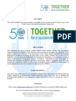 ALGERIA. ESTABLISHMENT OF FACILITIES AND TRANSFER OF TECHNOLOGY FOR THE PRODUCTION OF INTRAVENOUS FLUIDS. TECHNICAL REPORT (15132.en)