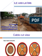 Power Cables Construction, Laying and Parameters