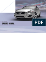 2011-Volvo-S60-Owners-Manual