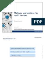 Quality - McK Core Beliefs