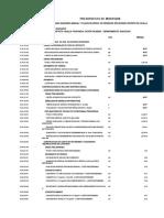10.1 Metrados y Cronogramas Habilitación - Hualla