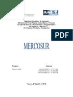 Trabajo del Mercosur