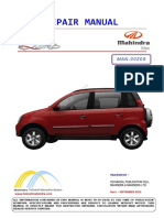 Mahindra QUANTO Repair Manual Part 1 of 4 MAN 00209 Rev 1.pdf