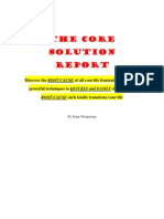 The Core Solution Report