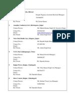 list of industries in mechanical engineering