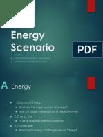 EnergyScenario