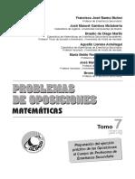 DEIMOS Problemas Tomo 7