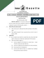 ORSP Rule'2006