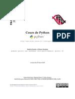 Apprendre à Programmer avec Python facilement