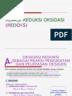 Reaksi Reduksi Oksidasi (Melani Punya)