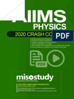 Crash Course AIIMS Sample eBook
