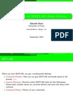 matla basicsss