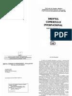 Dreptul Comertului International Partea Generala Ed VII Curs Lumina Lex