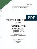 Tratat de Drept Civil Contracte Speciale 2001 A5