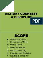 MILITARY-COURTESY-DISCIPLINE.ppt