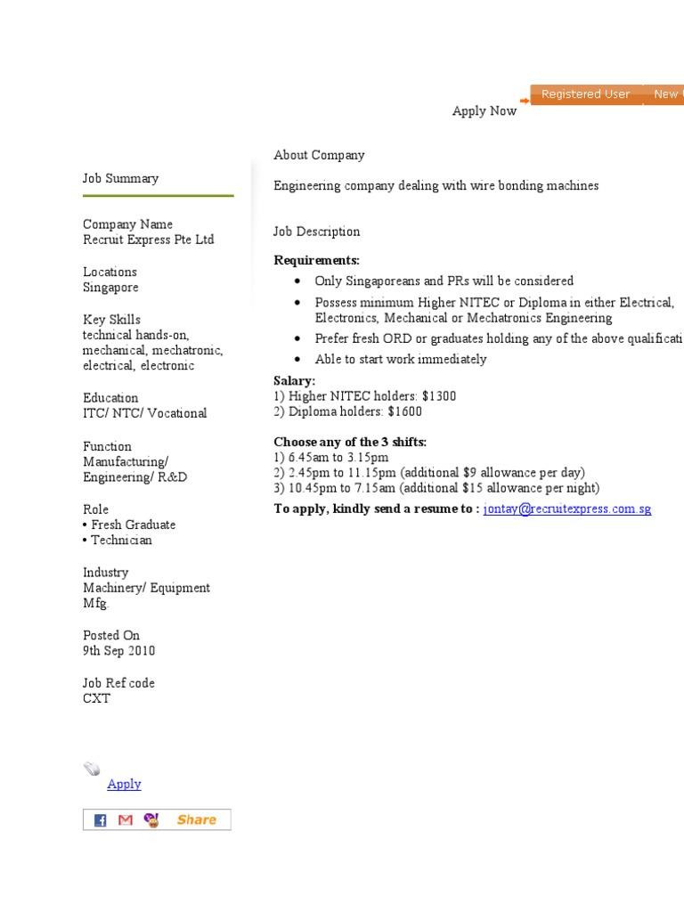 job new1 engineering mechanical engineering - Manufacturing Engineering Job Description