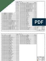 P1501_TOS-70000-PR-DW-0000_revA1 (DRAWING LIST)