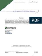 Symark PCI DSS Compliance in the UNIX-Linux Datacenter[1]