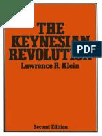 (Keynesian Studies) Lawrence R. Klein (auth.) - The Keynesian Revolution-Palgrave Macmillan UK (1966).pdf
